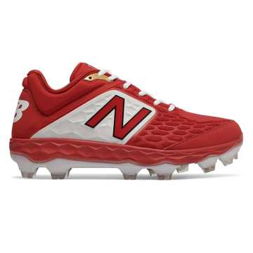 New Balance Fresh Foam 3000v4 TPU, Red with White