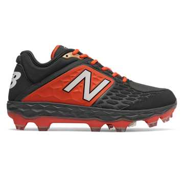 New Balance Fresh Foam 3000v4 TPU, Black with Orange