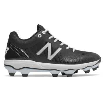 New Balance 4040v5 TPU, Black with White