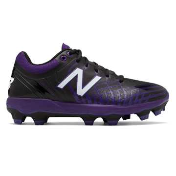 New Balance 4040v5 TPU, Black with Purple