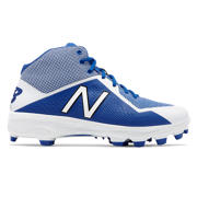 New Balance 4040v4 TPU Mid-Cut, Royal Blue with White