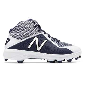 New Balance 4040v4 TPU Mid-Cut, Navy with White