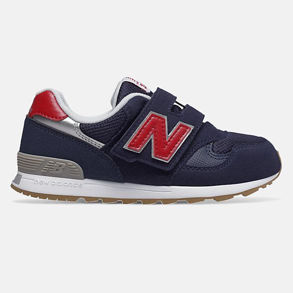 New Balance 313系列兒童休閑運動鞋, PO313NV