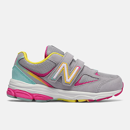 New Balance Hook and Loop 888v2, PO888GR2 image number null