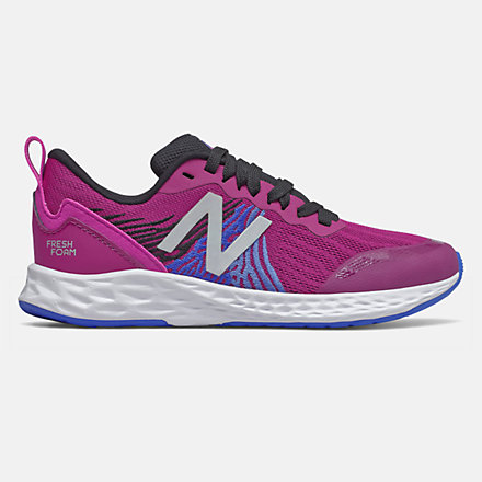 NB Kids Fresh Foam Tempo, PPTMPMC image number null