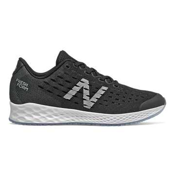 New Balance Fresh Foam Zante Pursuit, Black with Silver