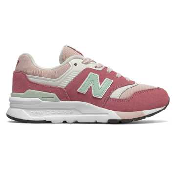 New Balance 997H, Madder Rose with Smoked Salt