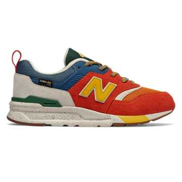New Balance 997H, Vintage Orange with Moonbeam & Chambray