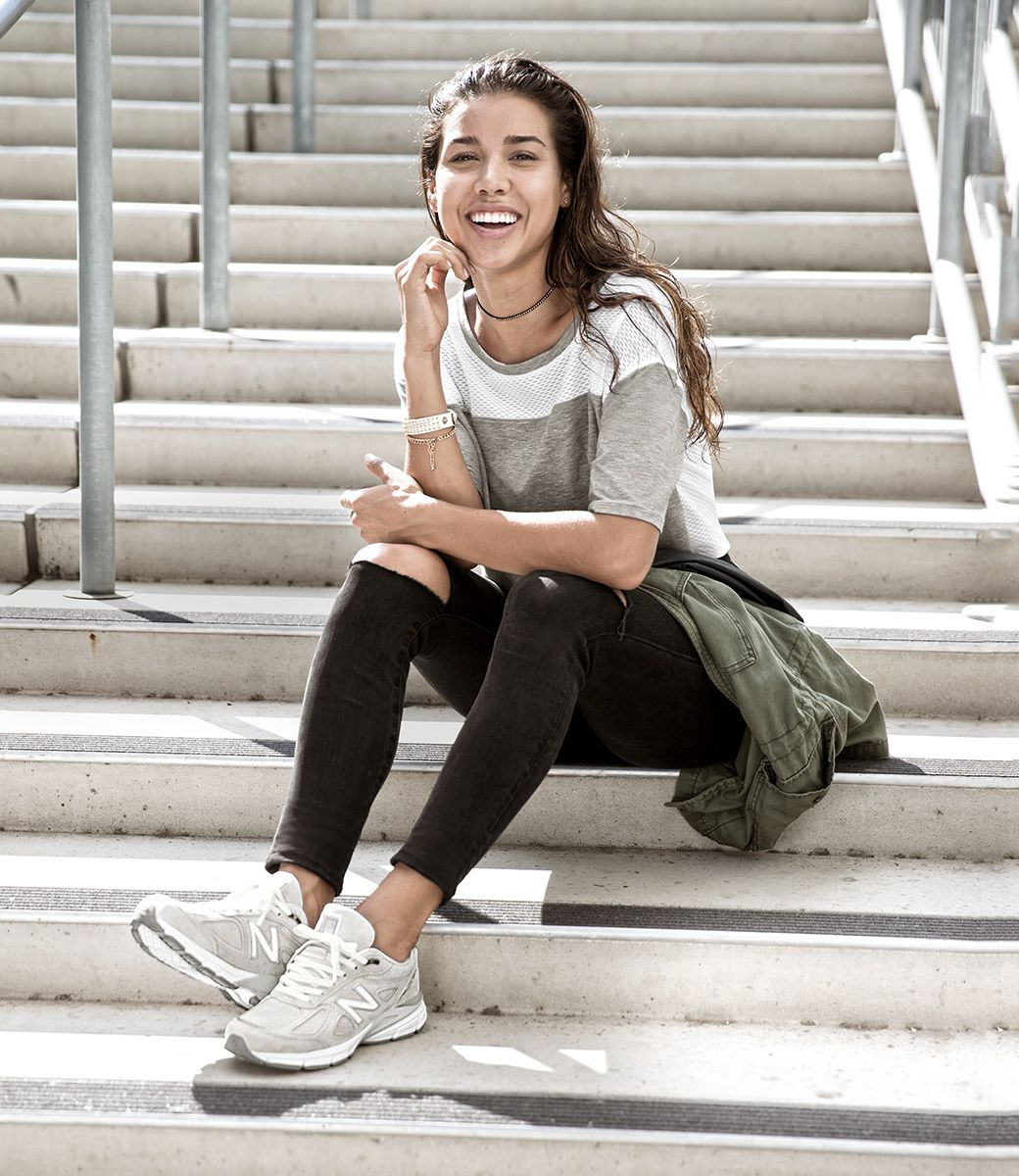 New Balance US Womens New Arrival Look Book 990,