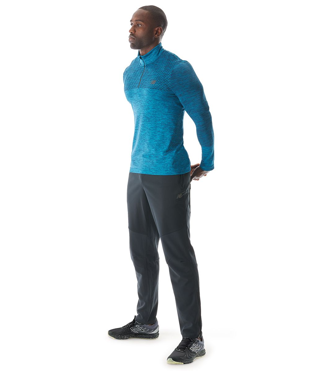 New Balance Mens November Pace Protect Pack and Seamless with NB Heat,