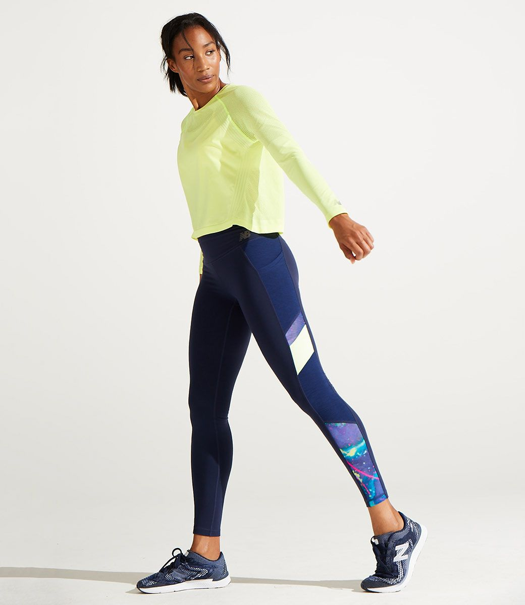 New Balance US Womens Stay Fit While You Travel Look 3,