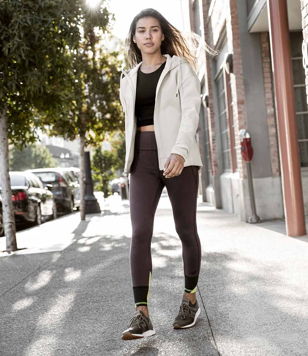 New Balance US Women's Lifestyle Weekend Look Email,