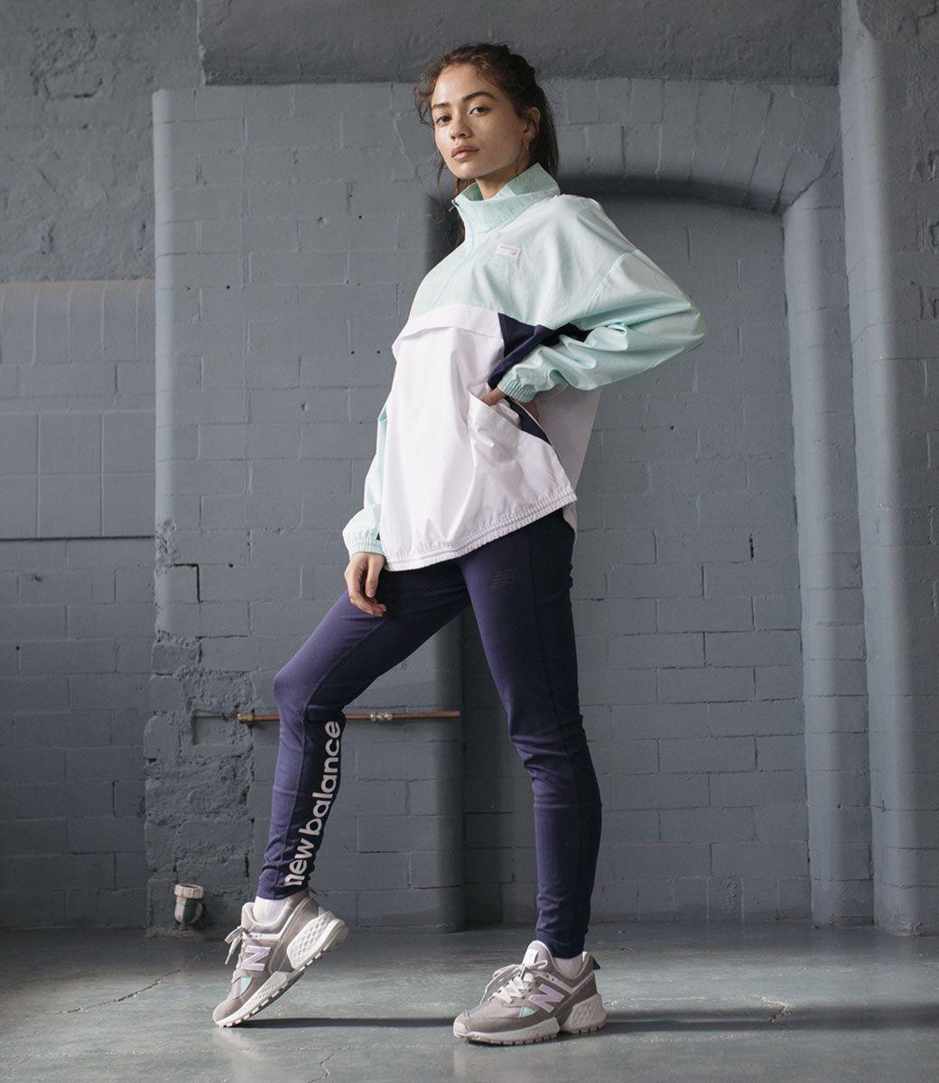 New Balance Women's 574 Sport Lifestyle Key Look,