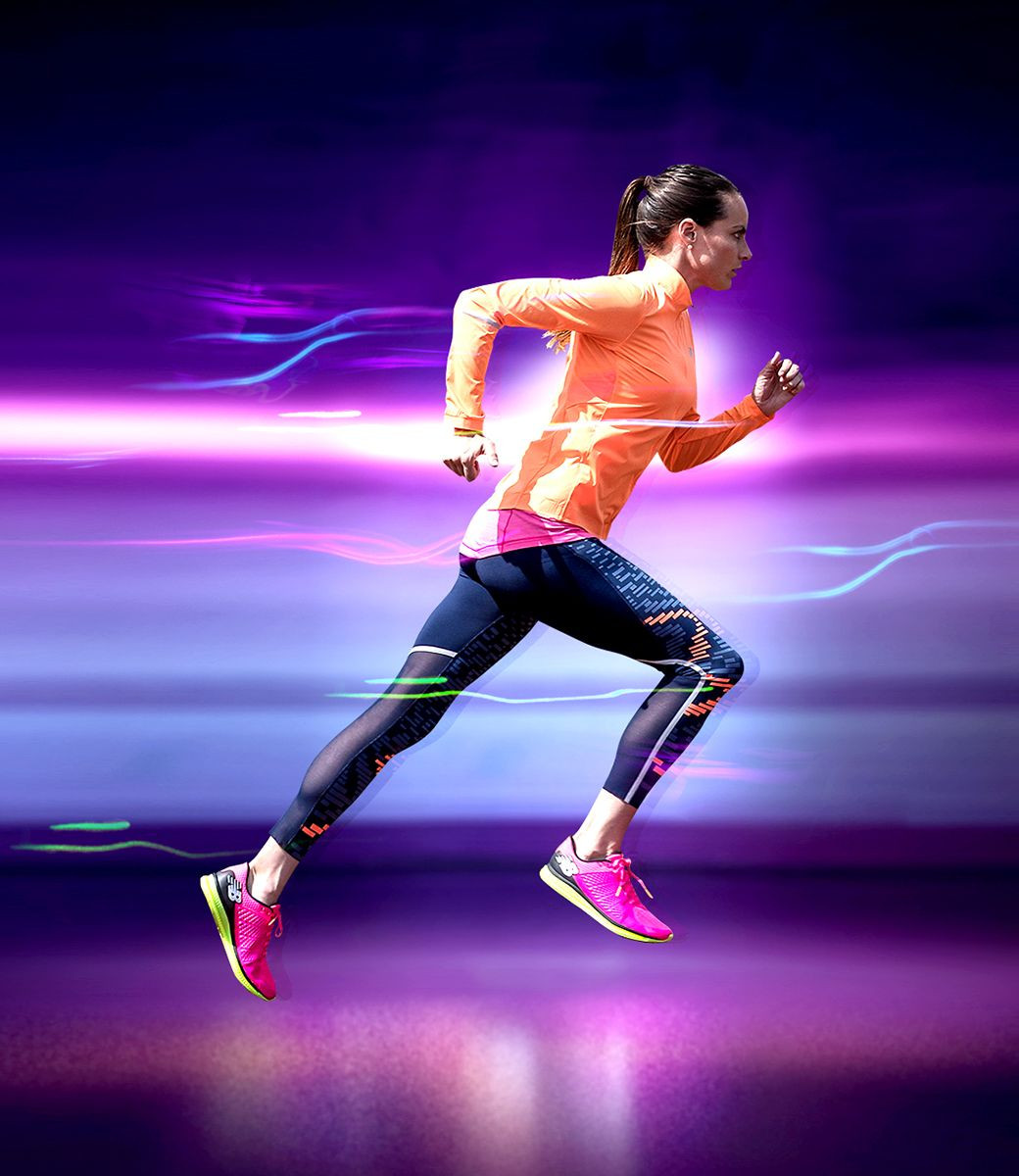 NB Fuel Cell  Speed Collection Women,