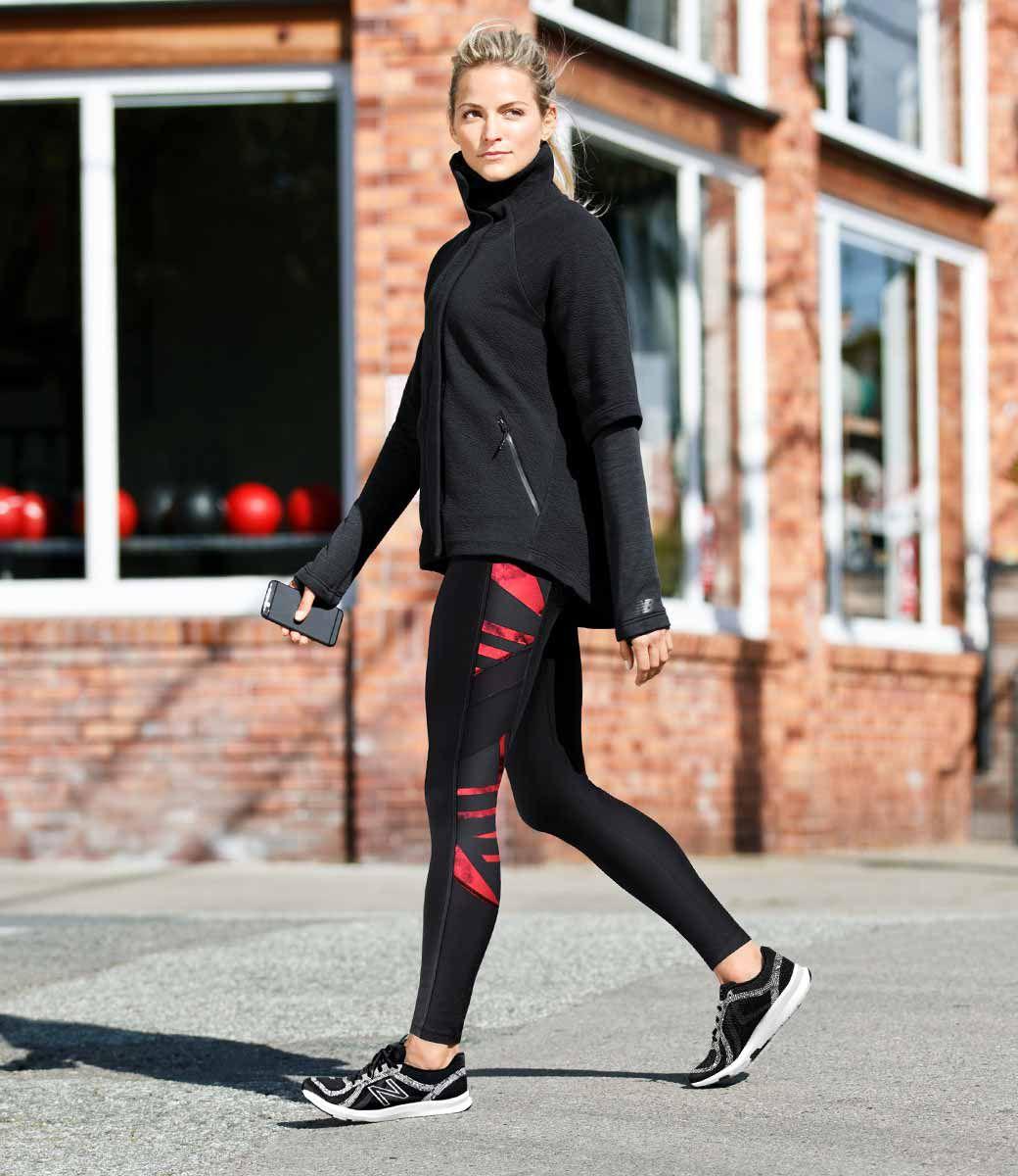 New Balance Intensity Jacket Look,