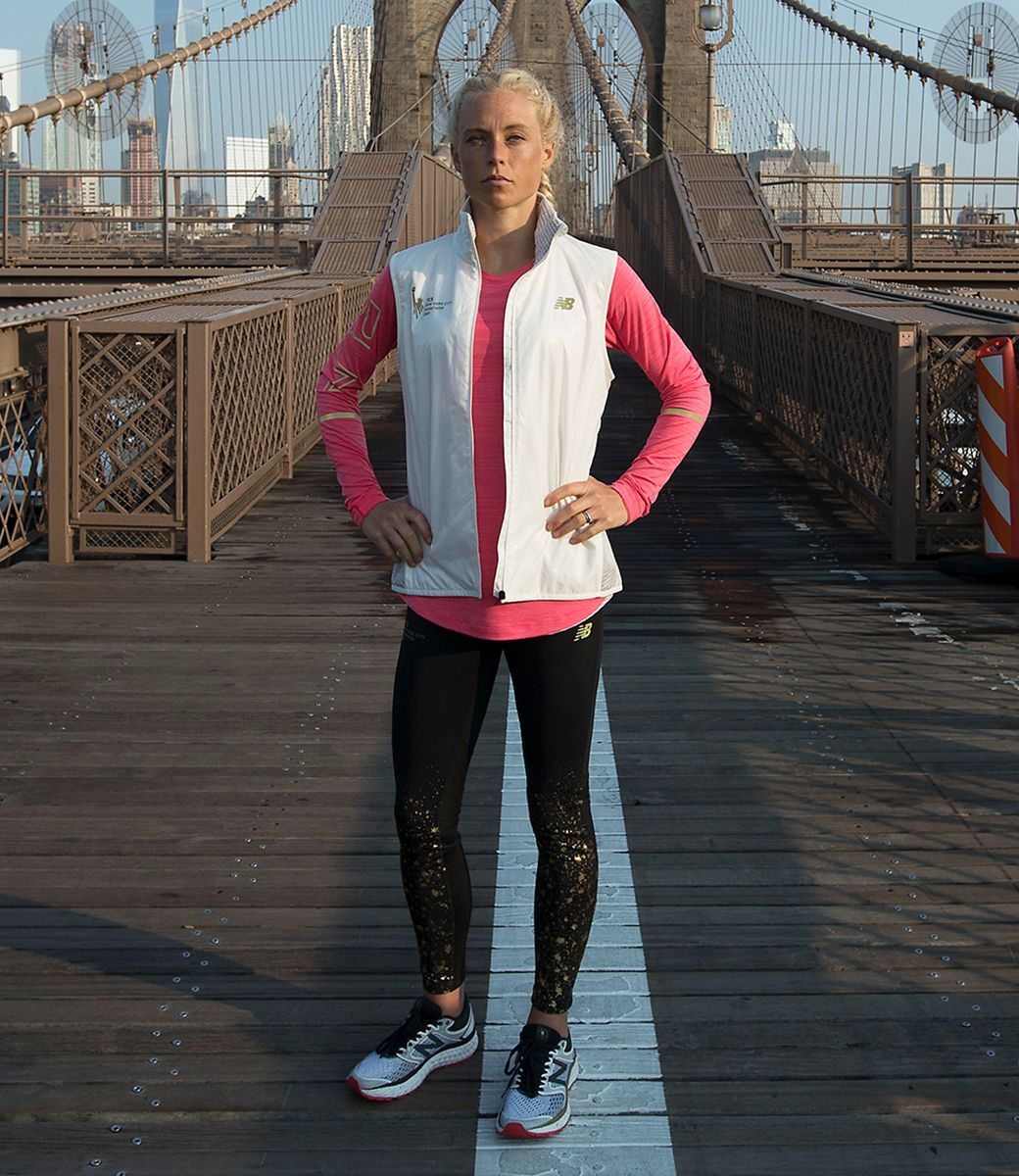 New Balance Womens October NYCM Capsule Collection 1080,
