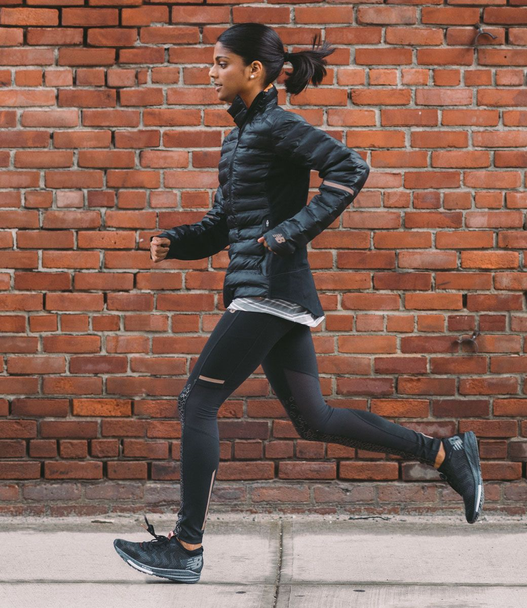 New Balance US Womens NYCM Collection,