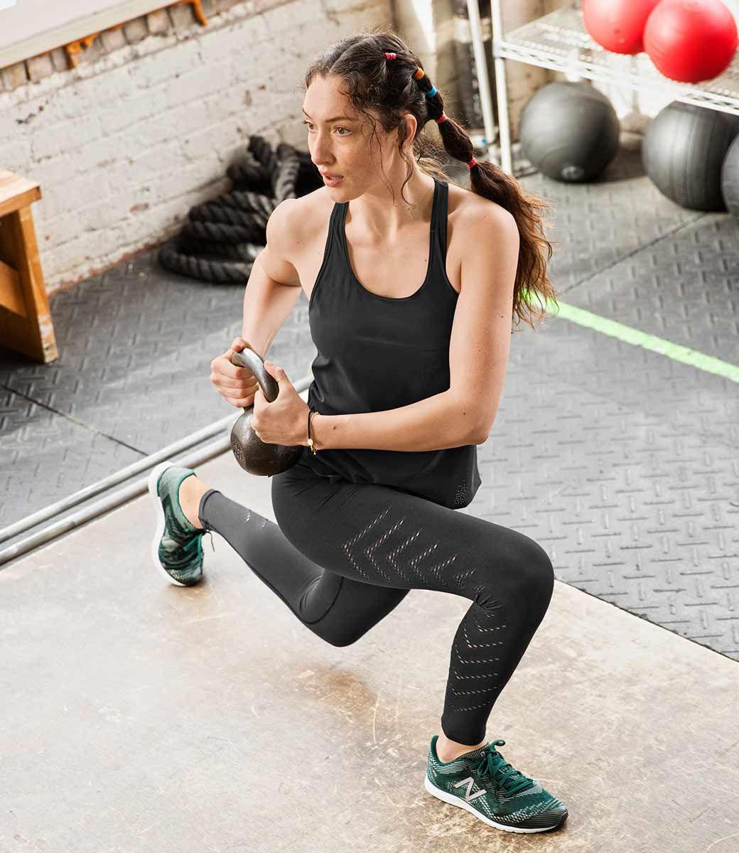 New Balance US Womens Agility Gym Look,