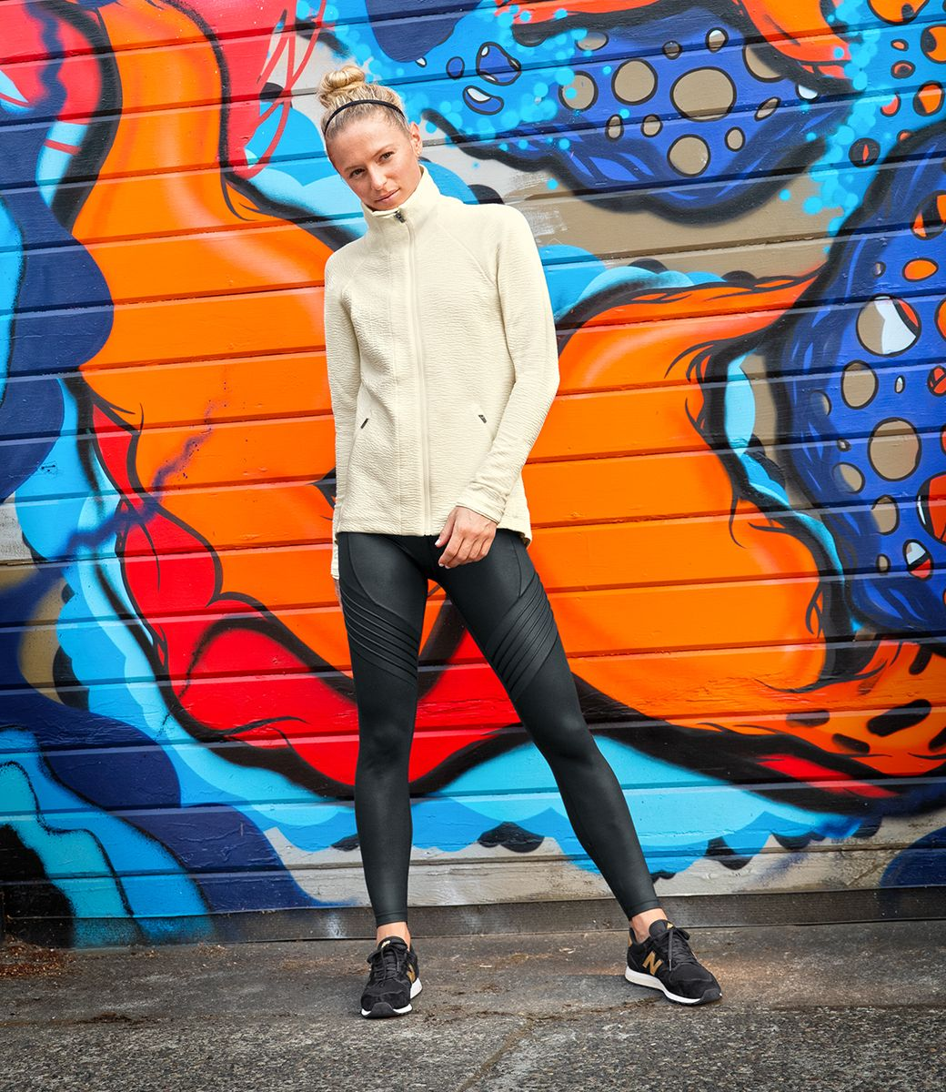 New Balance US Womens Texture Mix,