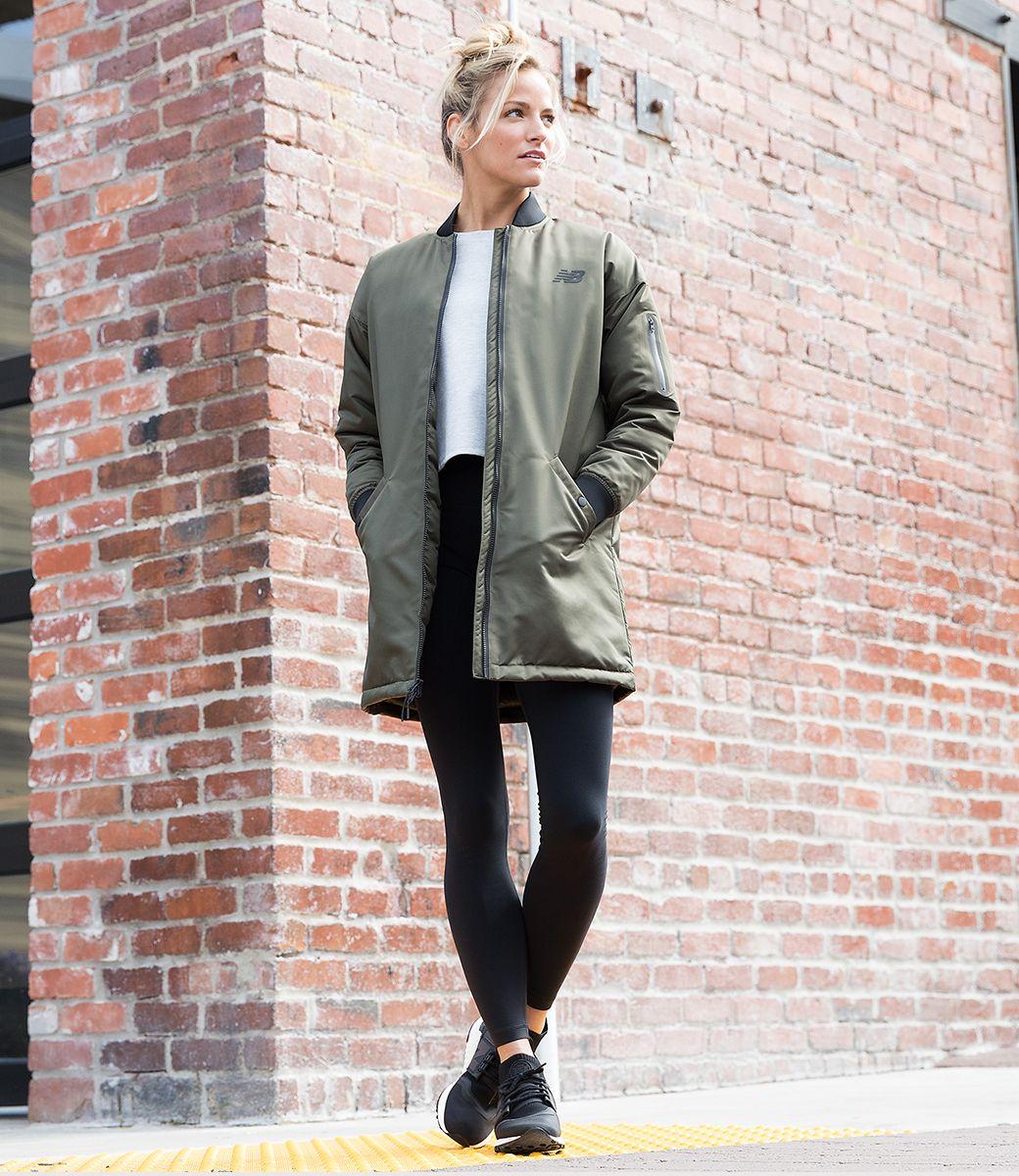 New Balance US Womens Chic Coverage,
