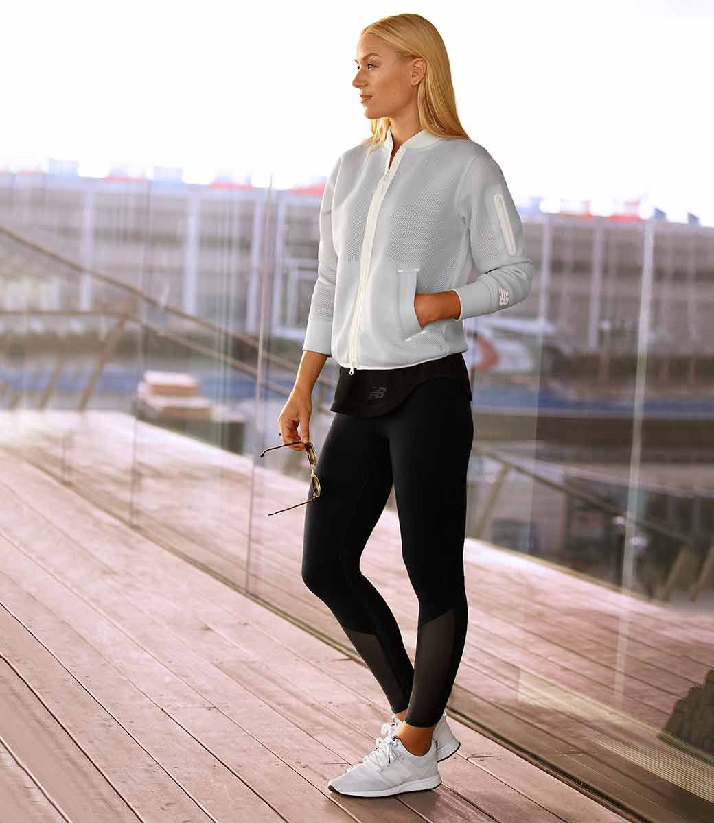 New Balance US Womens Street Scene Look 1,