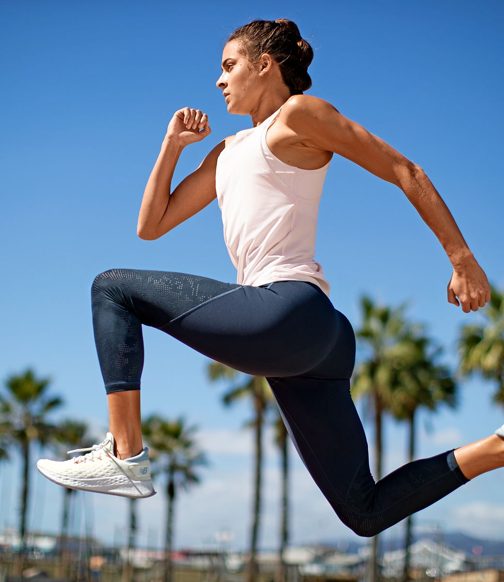 New Balance US Womens Feel the Cool Collection,