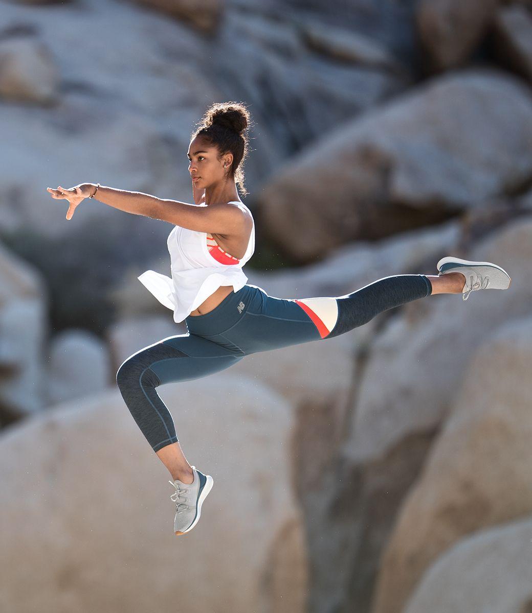New Balance US Womens FF Lazr Heathered Transform,