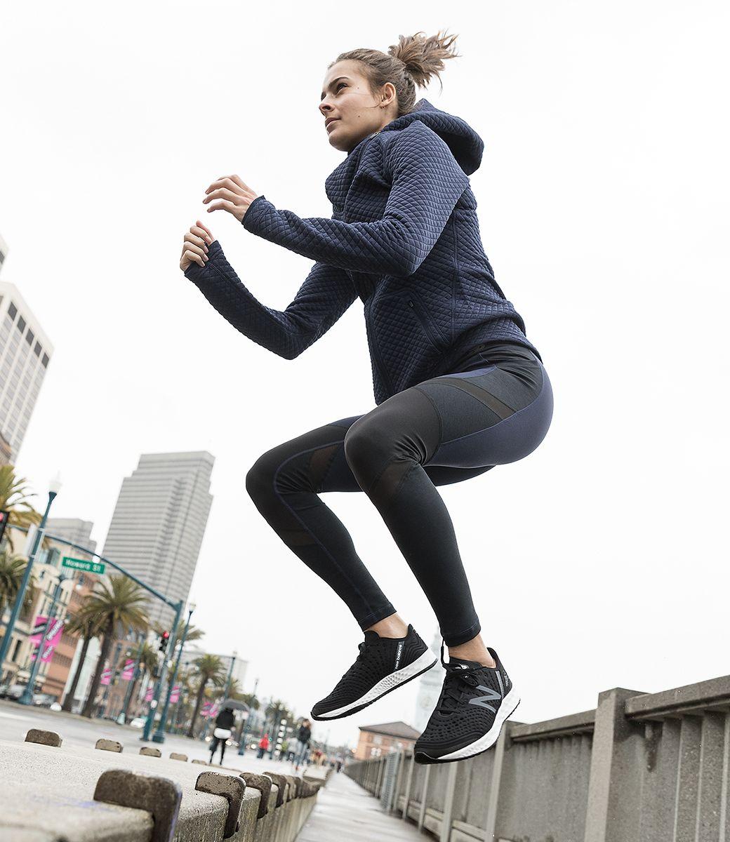 New Balance CA Womens Heat Loft Collection,