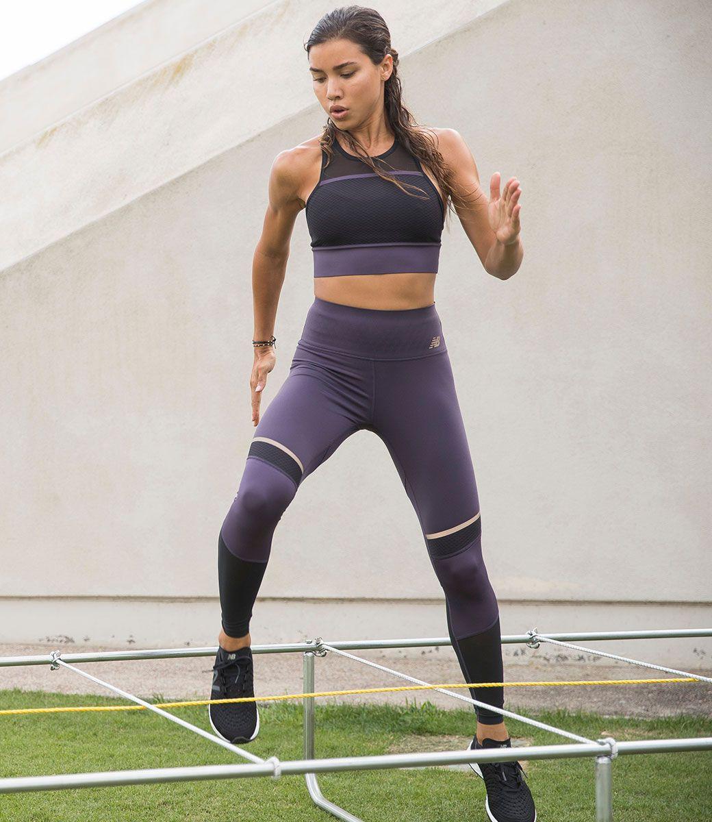New Balance Women's Performance Look Q118,