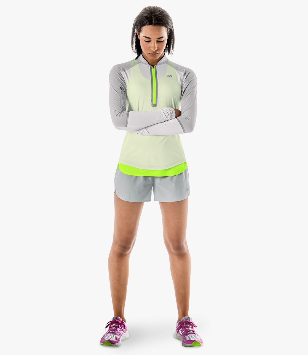 New Balance Womens Vazee Breathe and Precision Run,