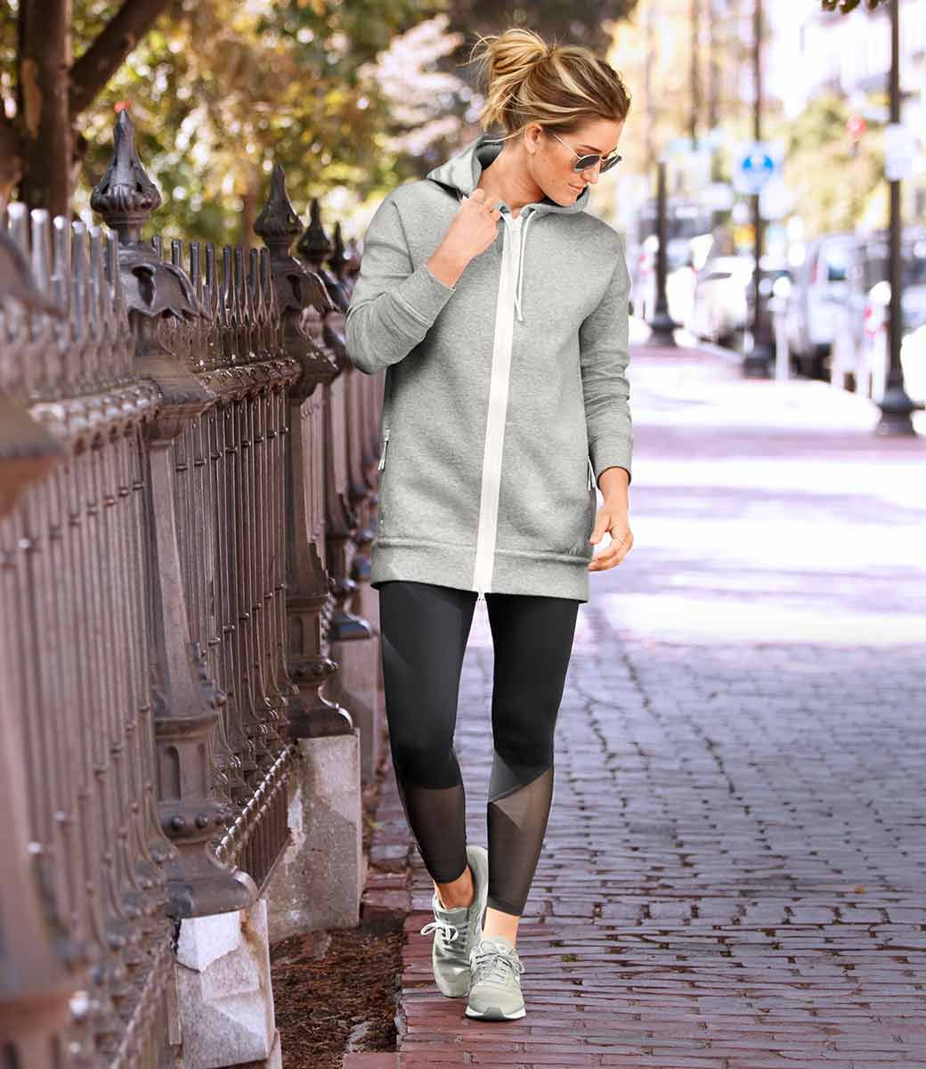 New Balance US Womens Street Scene Look 2,