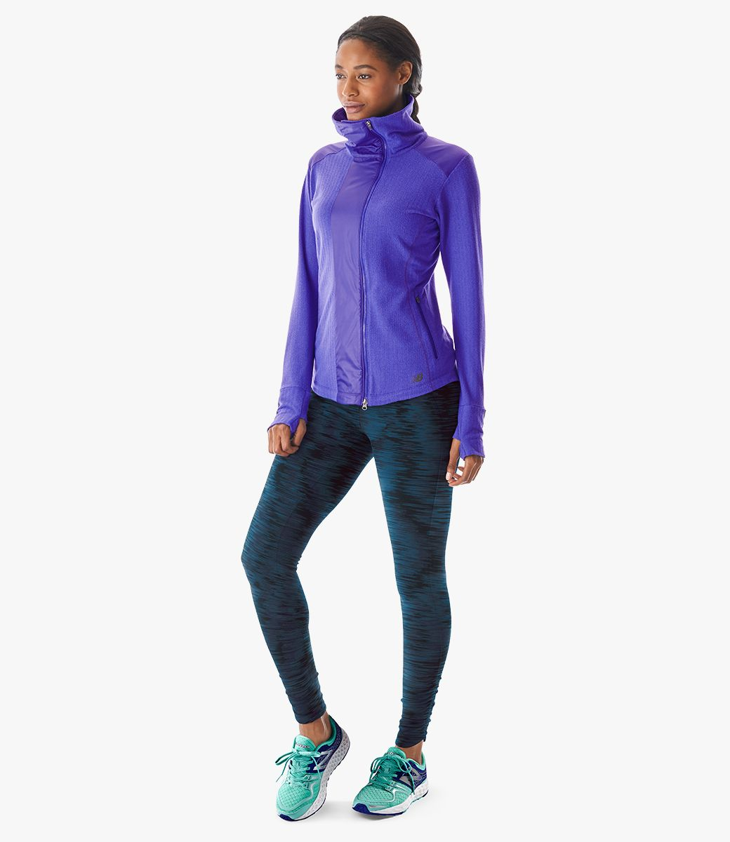 New Balance Womens Vongo and Novelty Heat,