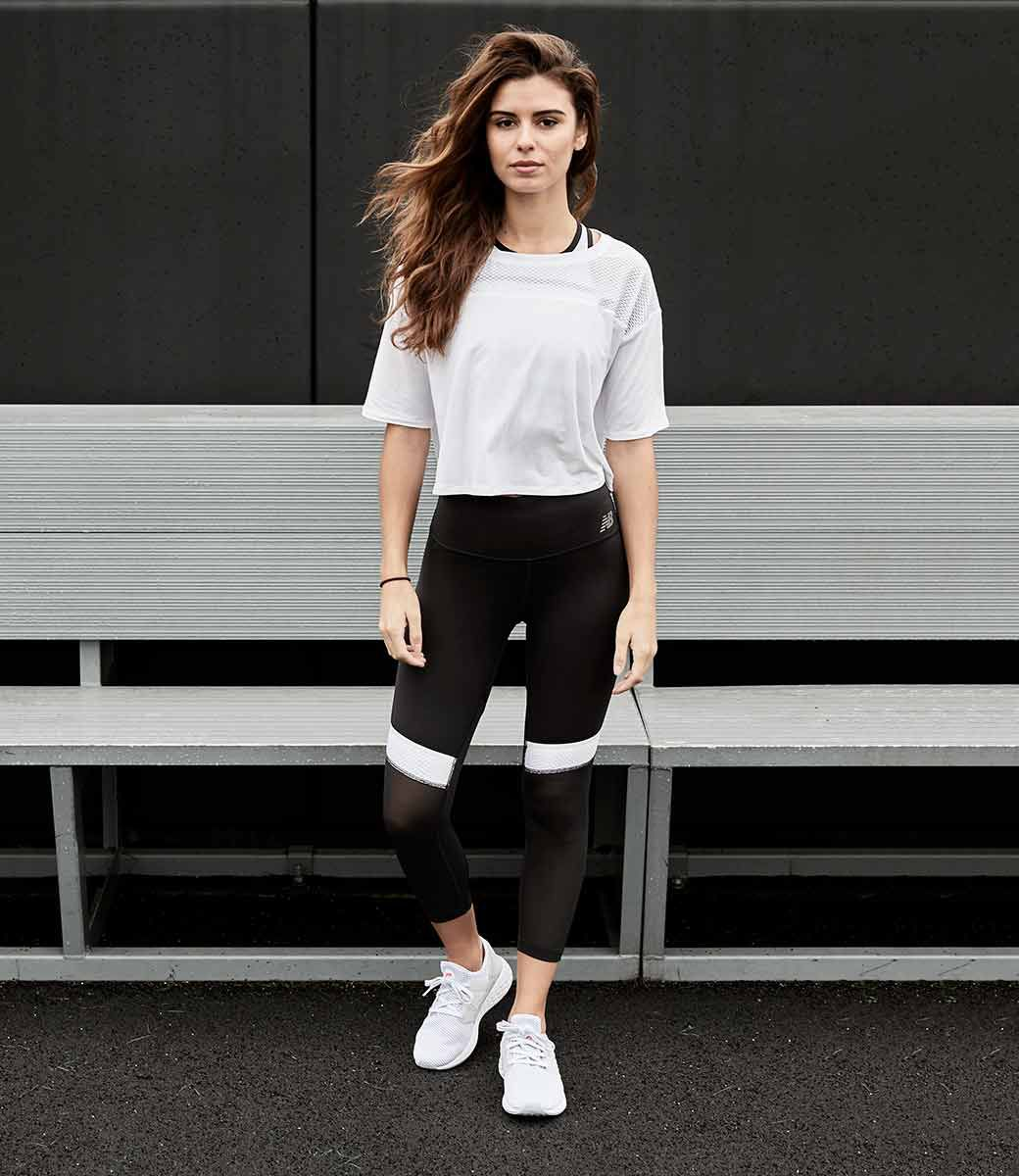 New Balance US Womens Stay Fit While You Travel Look 2,