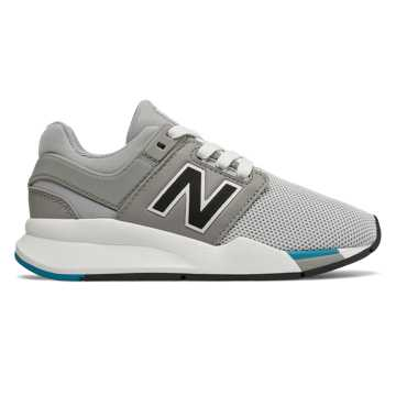New Balance 247, Rain Cloud with Deep Ozone Blue