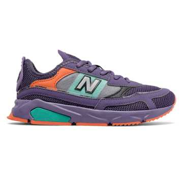 New Balance X-Racer, Violet Fluorite with Flamingo