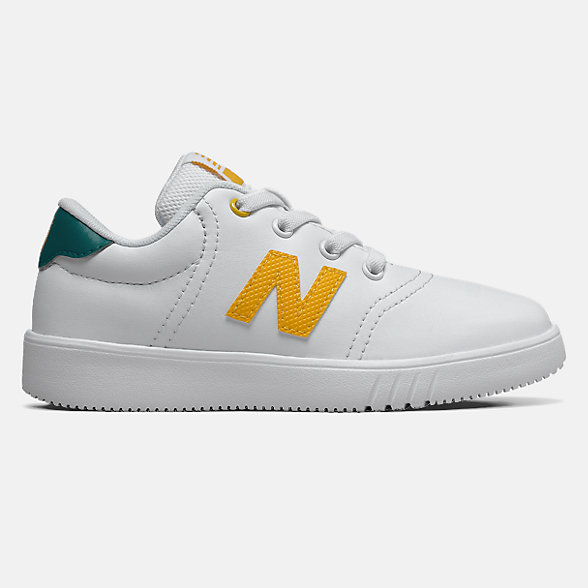 New Balance 10系列儿童系带休闲运动鞋, PV10TWA