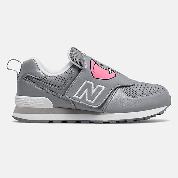 New Balance 574动物系列儿童休闲运动鞋, PV574ZOE
