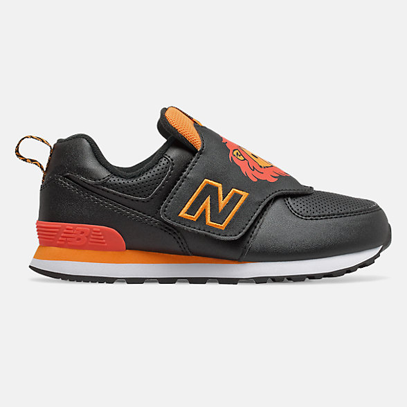 New Balance 574動物系列兒童休閑運動鞋, PV574ZOL