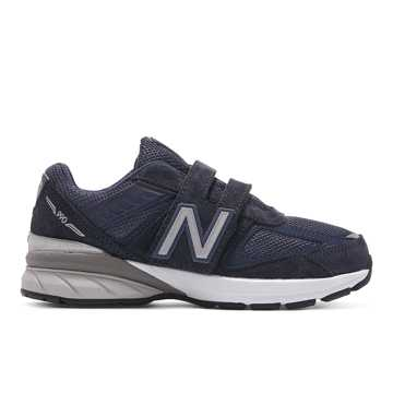 New Balance Hook and Loop 990v5, Navy