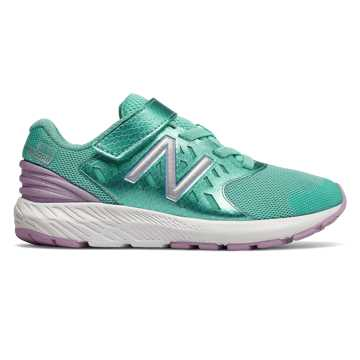 New Balance Hook and Loop FuelCore Urge, Tidepool with Dark Violet