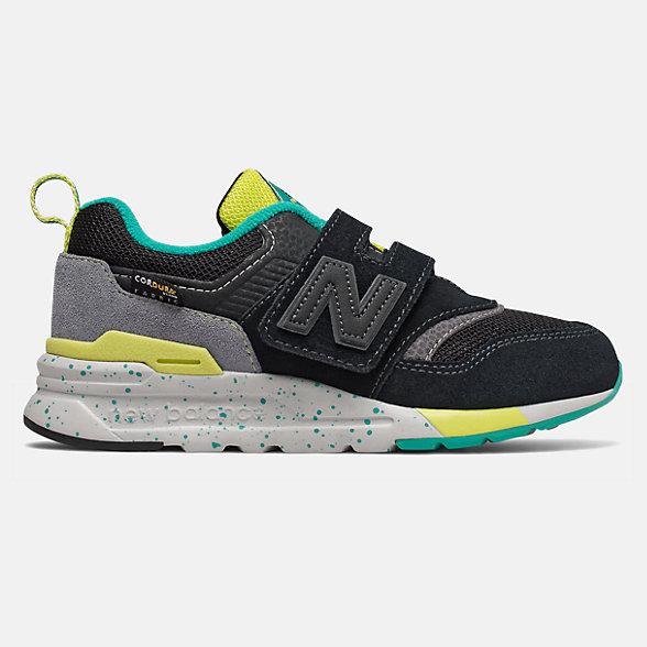 New Balance 997H系列儿童户外休闲运动鞋, PZ997HCX