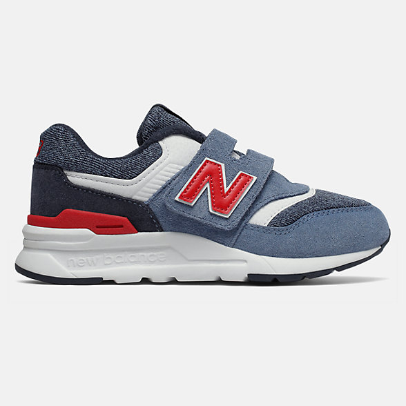 New Balance 997H系列儿童休闲运动鞋, PZ997HKA