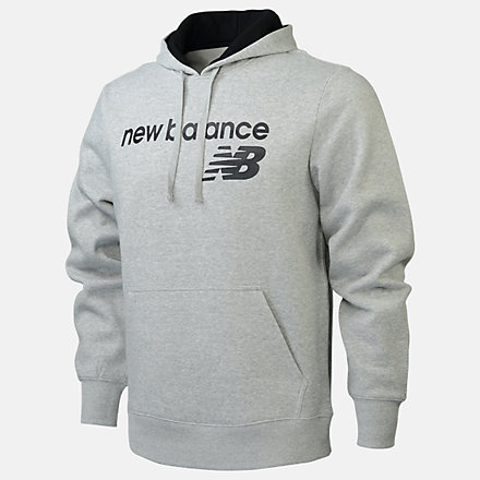 New Balance Fleece Hoodie, RMT0129AG image number null