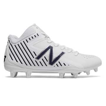 New Balance RushLX, White with Navy