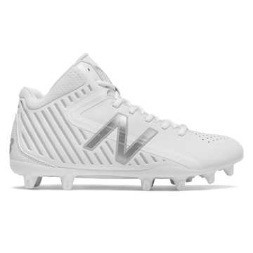New Balance RushLX, White with Silver