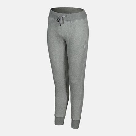 New Balance Women's Slim Leg Pant, RWP0223AG image number null