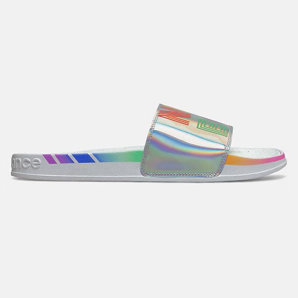 New Balance 200 Pride Slide, SMF200M1
