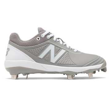 New Balance Fuse v2 Low Cut Metal, Grey with White