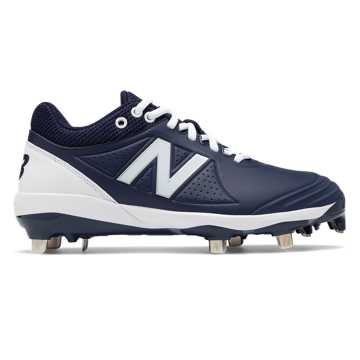 New Balance Fuse v2 Low Cut Metal, Navy with White