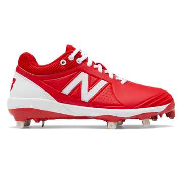 New Balance Fuse v2 Low Cut Metal, Red with White
